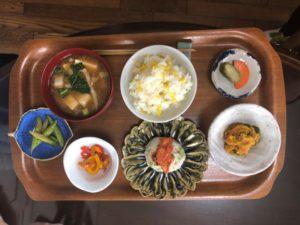 8月和食の会お昼S