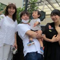 弟の出産に立ち会った豊倉助産院で第2子の出産!! 我が子を豊倉先生にとりあげてもらえ感慨深いです。お料理がとてもおいしく毎日楽しみでした。
