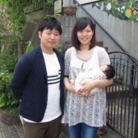 初めての出産で不安だらけでしたが、陣痛中は先生方や家族がずっとそばにいてくれて安心して産むことが出来ました。入院中の食事が美味しくて感激!幸せな出産・入院生活でした!!