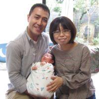 自宅にいるようにゆっくりと過ごすことが出来ました。男の子の二人のお母さんとして子育てをがんばっていきます!!